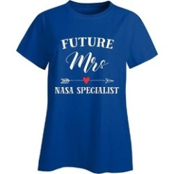 Nasa Specialist Womens Bridal Wedding Gift - Ladies T-shirt