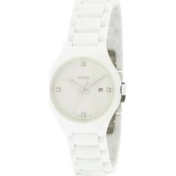 Rado True White Ceramic Ladies Watch R27061712 found on MODAPINS from groupon for USD $1371.99