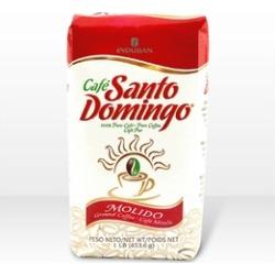 Santo Domingo Ground Dominican Coffee 1 Bag 16oz