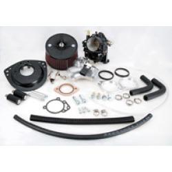 S & S Cycle Black Super G Carb Kit
