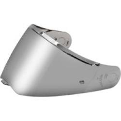 Nolan N100-5 Metallic Silver Face Shield