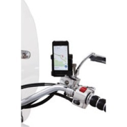 Ciro Smartphone/GPS Holder with Black Mirror Mount