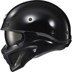 Scorpion EXO Covert X Gloss Black Half Helmet
