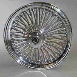 """Ride Wright Fat Spoke Front Wheel, 21"""" x 2.15"""""""