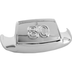 V-Twin Manufacturing 80 Embossed Front Fender Tip