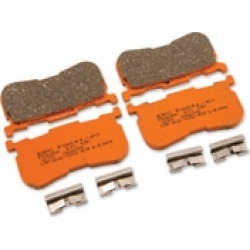 EBC Semi-Sintered Brake Pads found on Bargain Bro India from J&P Cycles for $58.22