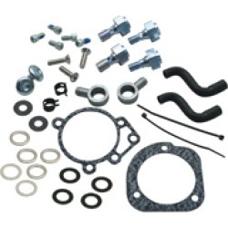 S & S Cycle Classic Teardrop Air Cleaner Mounting Hardware Kit