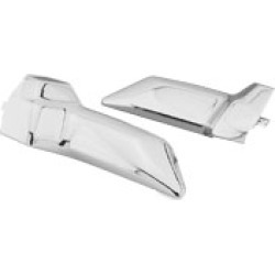 Show Chrome Accessories Engine Side Carb Covers