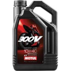 MOTUL 300V Synthetic Motor Oil