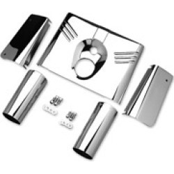 J & P Cycles Chrome Fork Tins found on Bargain Bro India from J&P Cycles for $119.99