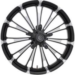"Coastal Moto Fuel Black Rear Wheel, 18"" x 5.5"" Non-ABS"