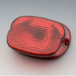 J & P Cycles Laydown Taillight Lens found on Bargain Bro India from J&P Cycles for $24.99