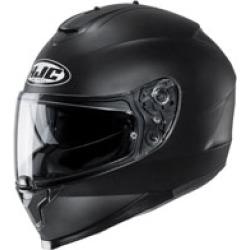 HJC C70 Semi-Flat Black Full Face Helmet