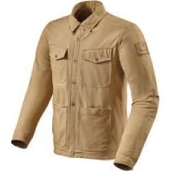 REV'IT! Men's Worker Sand Overshirt Jacket