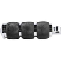 Avon Grips Air Cushion Chrome Footpegs