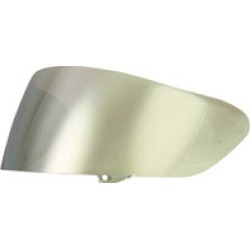 FLY Racing Street Sentinel Gold Mirror Face Shield