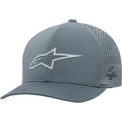 Alpinestars Men's Ageless Lazer Tech Charcoal Hat found on Bargain Bro Philippines from J&P Cycles for $33.95
