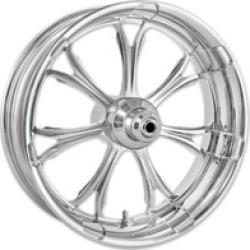 "Performance Machine Paramount Chrome Front Wheel, 18"" X 3.5"""