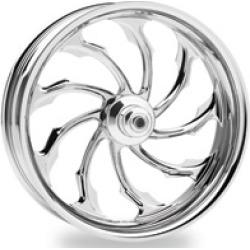 "Performance Machine Torque Chrome Rear Wheel, 16"" x 3.5"""
