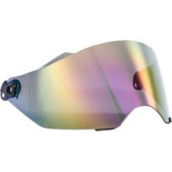 FLY Racing Street Trekker Purple Mirror Face Shield