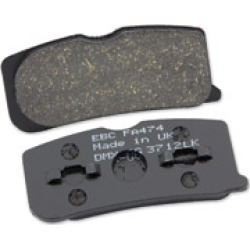 EBC Front Organic Brake Pads found on Bargain Bro India from J&P Cycles for $55.58