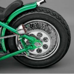 """Drag Specialties 40 Spoke Rear Wheel, 16"""" x 3.5"""""""