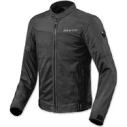 REV'IT! Men's Eclipse Black Jacket