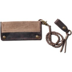 Roland Sands Design Apparel GTFO Slauson Ranger Wallet found on Bargain Bro Philippines from J&P Cycles for $50.00