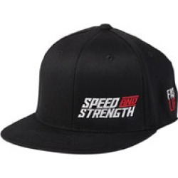 Speed and Strength Men's Racer Flexfit Hat found on Bargain Bro Philippines from J&P Cycles for $25.95