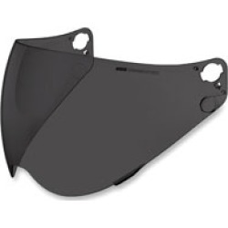 ICON Variant Pro Dark Smoke Face Shield