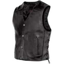 Milwaukee Motorcycle Clothing Co. Men's Joker Vest
