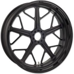"Roland Sands Design Hutch Black Ops Non-ABS Rear Wheel, 18"" x 5.5"""