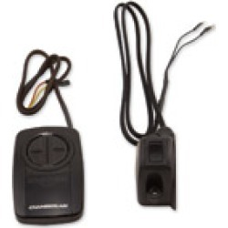 Grip Switch Garage Door Opener Kit, Black