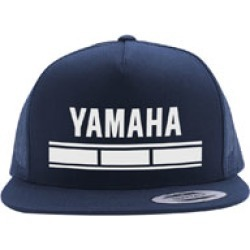 Factory Effex Men's Yamaha Legend Blue Snapback Hat found on Bargain Bro Philippines from J&P Cycles for $24.95