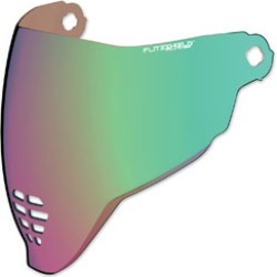 ICON Airflite RST Green Face Shield
