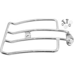 V-Twin Manufacturing Chrome Luggage Rack
