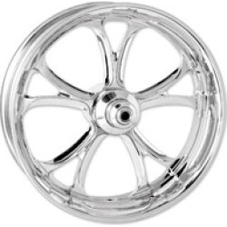 """Performance Machine Chrome Forged Luxe Front Wheel, 18"""" x 3.5"""""""