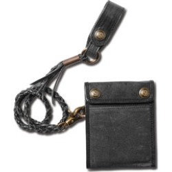 Roland Sands Design Apparel GTFO Lynwood Black Wallet found on Bargain Bro Philippines from J&P Cycles for $40.00