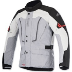 Alpinestars Men's Vence Drystar Gray/Black Jacket found on Bargain Bro Philippines from J&P Cycles for $349.95