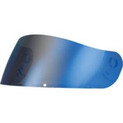 FLY Racing Street Revolt FS Blue Mirror Face Shield