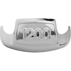 V-Twin Manufacturing 1200 Embossed Front Fender Tip