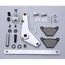 J & P Cycles Complete Brake Rebuild Kit