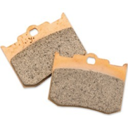 EBC Double-H Sintered Front/Rear Brake Pads found on Bargain Bro India from J&P Cycles for $40.22