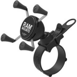 Ram Mount X-Grip Phone Mount with EZ-Strap Rail Mount