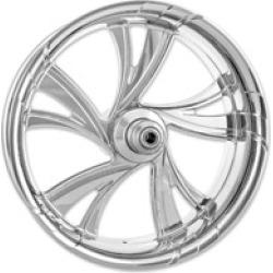 "Xtreme Machine Chrome Forged Cruise Rear Wheel, 16"" x 5"""
