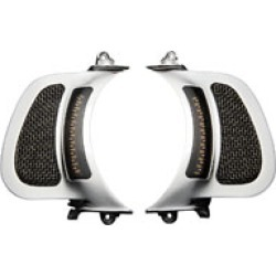 Custom Dynamics Chrome Vent Insert Lights found on Bargain Bro India from J&P Cycles for $199.99