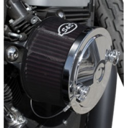 "S & S Cycle Stealth Air Cleaner 1"" Taller Pre Filter"