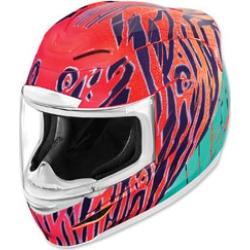 ICON Airmada Wildchild Pink Full Face Helmet