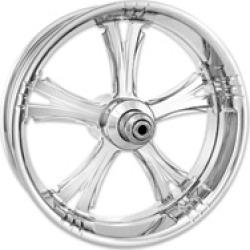 Xtreme Machine Chrome Forged Fierce Rear Wheel, 16 x 5