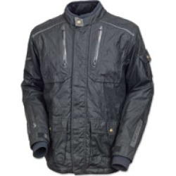 Roland Sands Design Men's Houston Textile Black Jacket found on Bargain Bro Philippines from J&P Cycles for $325.00